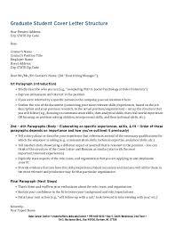 graduate student cover letter sample graduate student cover letter roberto mattni co