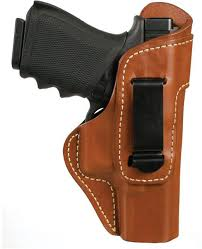 blackhawk leather inside the pants holster w clip brown fits glock 17 19 22 23 31 32 36 421403bnr