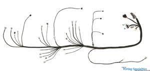bmw e30 1jzgte vvti swap wiring harness wiring specialties bmw e30 1jzgte vvti swap wiring harness