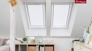Lichtblick Dachfenster Haftfix Sonnenschutz Ohne Bohren Mit