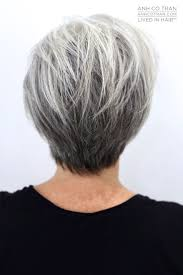 Short Grey Hair Style Best 25 Short Gray Hairstyles Ideas Short Bob 5347 by wearticles.com