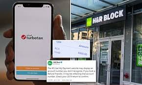 The best h&r block memes and ecards. Stimulus Check Chaos Round Two Turbotax And H R Block Customers Are Left Waiting For 600 Payments Daily Mail Online