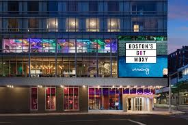 Leisure Lighting Danvers Ma Moxy Boston Downtown Opens In The Heart Of Bostons Theater