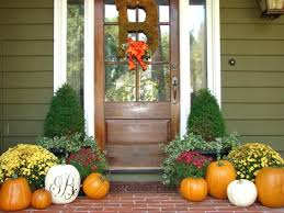 fall front door decorationsFall Front Door Decorations Pictures Of Christmas Ideas Decorating