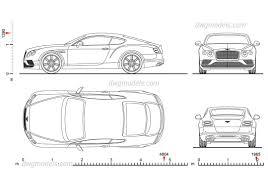 Car Design In Autocad 2d Pin On Design Cad