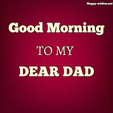 Good Morning Daddy Quotes
