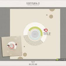 One Little Bird Christmas | Template Challenge | One Little Bird Designs