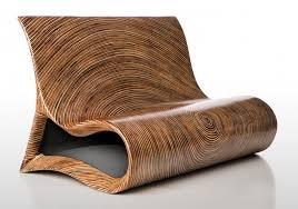 modern wooden chair front view. Modern Wooden Chair Front View. Comfy Chair. 2-front View N