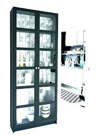 wonderful bookcase glass door bookcase black bookcase with glass doors uk