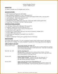 Emt Job Description Resume Emt Resume Examples Therpgmovie 13