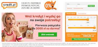 Credit.pl - recenzja pożyczki, wady i zalety, opinie Klientów ...