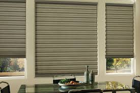 roman shades look great on small or large windows if your looking for patio or sliding glass door window treatments