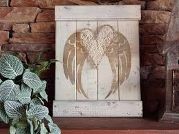 full size of rustic angel wings wing decor nursery gold girl girls room outstanding wall