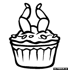 Small Picture Bizarre Food Online Coloring Pages Page 1