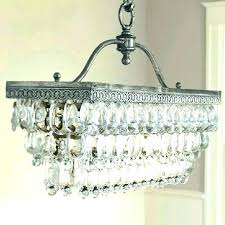 chandelier shades mercury glass pendant light rectangular chandelier shades