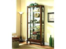 glass fronted wall cabinet ed s display