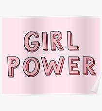 Girl Power Posters Redbubble