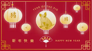 Image result for lunar new year 2019