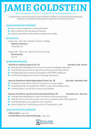 Best Nursing Resume Template Fascinating Nursing Resume Template Best Of Nursing Resume Examples 48 For