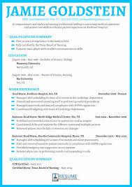 Best Nursing Resume Template Fascinating Nursing Resume Template Best Of Nursing Resume Examples 48 For