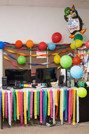 office party decorations. The Birthday Decorations For Our Call Center\u0027s Manager. - Smarty Had A Party Saint Office E