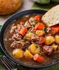 beef stew with beer  crock pot