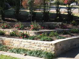 Decorative Stones For Flower Beds Stone Flower Bed Flowers Ideas