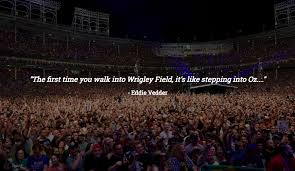 Details Emerge For Pearl Jams Wrigley Field Documentary