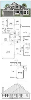 Plan SC3112: ($1145) 4 bedroom 3.5 bath home with 3112 heated square feet