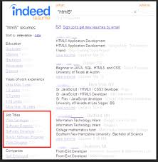 Indeed Resume Unique Posting Resume On Indeed Post Resume On Indeed Resume CV 17