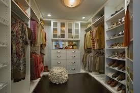 Decorations:Adorable Attic Closet Idea With Mirror Wall And Wooden Floor  Ideas Modern Elegant Walk