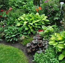 120 popular shade garden designs and