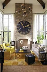 large wall clocks make a statement