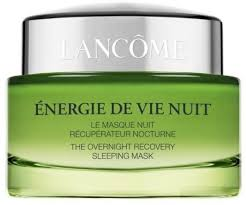 <b>Lancome Energie De</b> Vie The Overnight Recovery Sleeping Mask ...