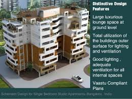 apartments design plans. Plain Design Plans Schematic Design For Single Bedroom Studio Apartments Bangalore   India 26 Inside Apartments