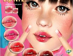 lipgloss Downloads - The Sims 3 Catalog