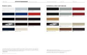 Bmw Individual Colour Chart 2013 Bmw M6 Brochure Ky Louisville Bmw Dealer