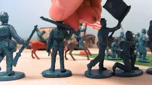 Civil war army men toys