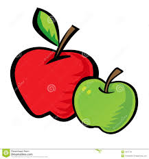 green and red apples clipart. green apple clip art · red and apples clipart
