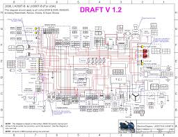 scooter parts within wiring diagram for 150cc gansoukin me stella automatic service manual at Genuine Stella Wiring Diagram