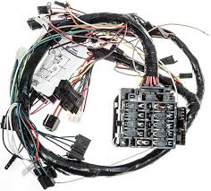 1979 firebird parts electrical and wiring wiring and 1979 firebird underdash harness manual transmission and rally gauges