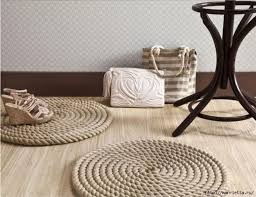rope coil rug