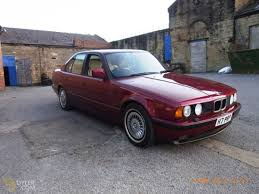 BMW 3 Series bmw m5 1990 : Classic 1990 BMW M5 E34 Sedan / Saloon for Sale #2686 - Dyler