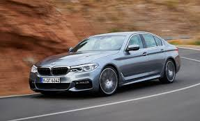 2017 BMW 5-series Official Photos and Info – News – Car and Driver