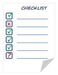 A Criminal Justice Report Writing Checklist Yourpolicewrite Com