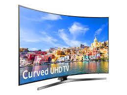 Goedkope, curved televisie Aanbiedingen - Deals van 100 webwinkels