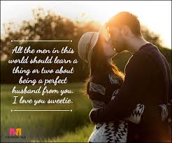 Husband And Wife Love Quotes 40 Ways To Put Words To Good Use Magnificent Best Husband And Wife