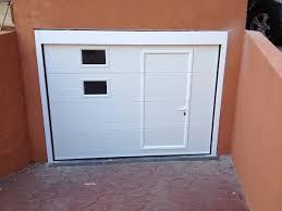 Precio Instalar Puerta Garaje PVCSándwich  HabitissimoPuertas De Cocheras Automaticas Precios
