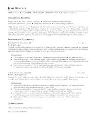 contractor resume renovation contractor resume sample independent contractors free