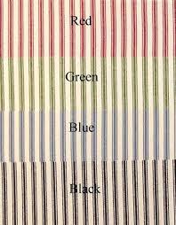 ticking stripe shower curtain to enlarge french ticking stripe shower curtain